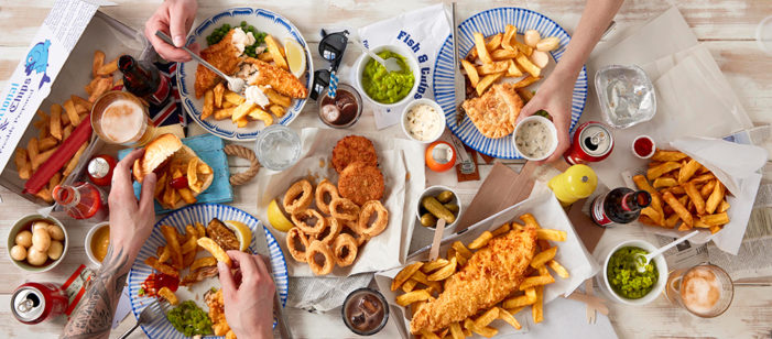 How You Eat Fish & Chips Proves Where You Are From In The UK