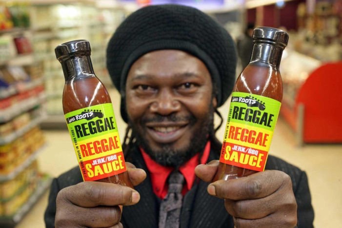 Levi Roots' New Sauce Teams with Foodies Festival to Start BBQ Season