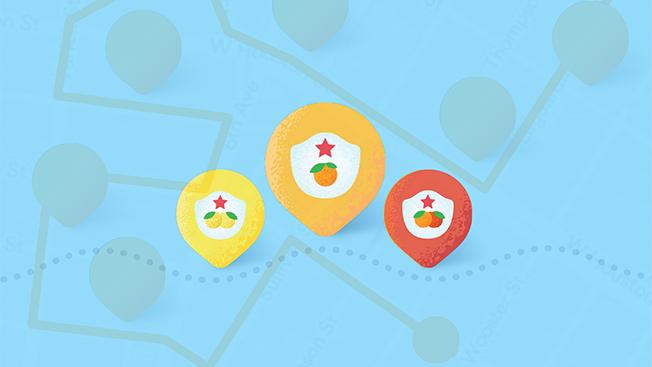 Sanpellegrino & OgilvyOne's Map App Encourages Wandering