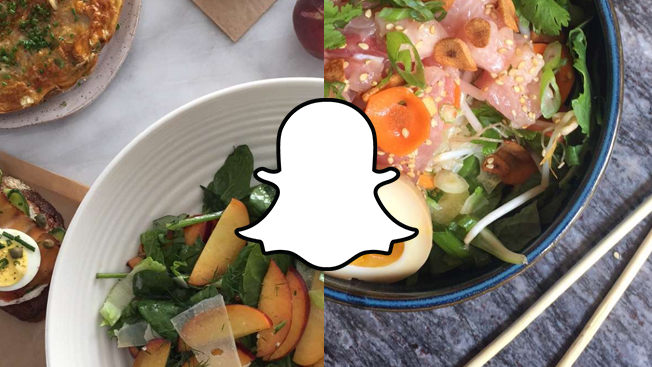 Instagram's Most Popular Food Accounts are Fleeing to Snapchat
