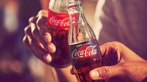 Coca-Cola Launch New £10 million Campaign For Coca-Cola Zero Sugar