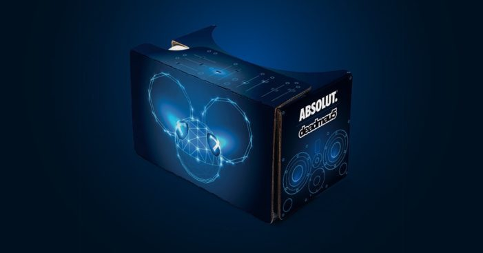 Absolut Labs Teamwith deadmau5 for Unique VR Gaming Experience