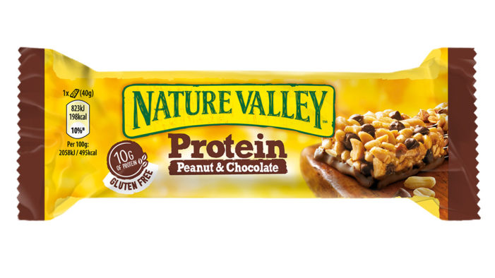 Introducing Nature Valley Protein – The Official Snack Bar of UK Tennis