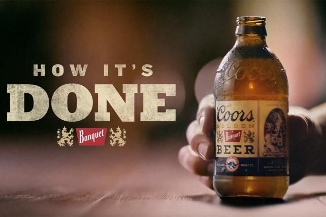 72andSunny's Takes Coors Banquet Back to its Roots
