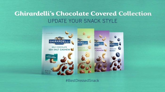 FCB West Presents the Best Dressed Snack for Ghirardelli