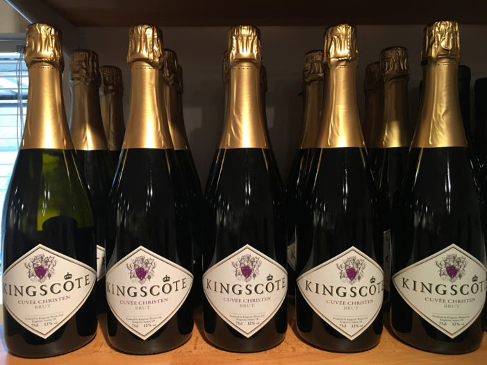 Kingscote Estate Launches First Ever Sparkling Wine