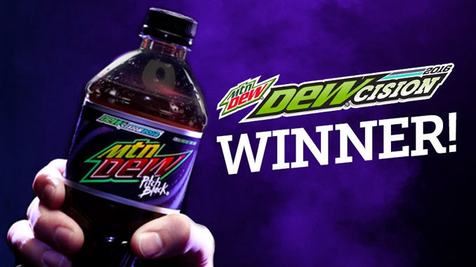 DEW Nation Decide: Pitch Black Voted Winner In DEWcision 2016