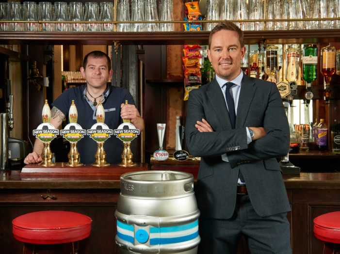 Molson Coors & Sky Unveil New Ale to Mark the Start of Football Season
