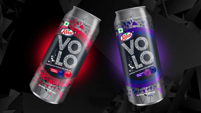 WOW Design India Brands Dabur's Real VOLO