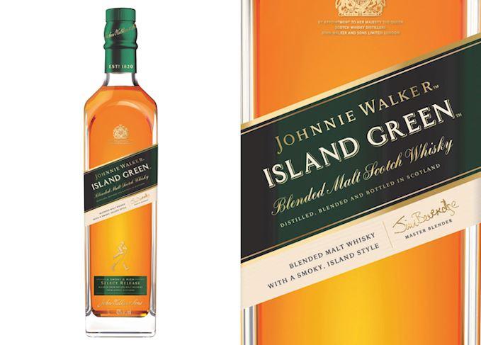 Johnnie Walker Unveils Blended Malt Scotch Exclusive to World Travellers