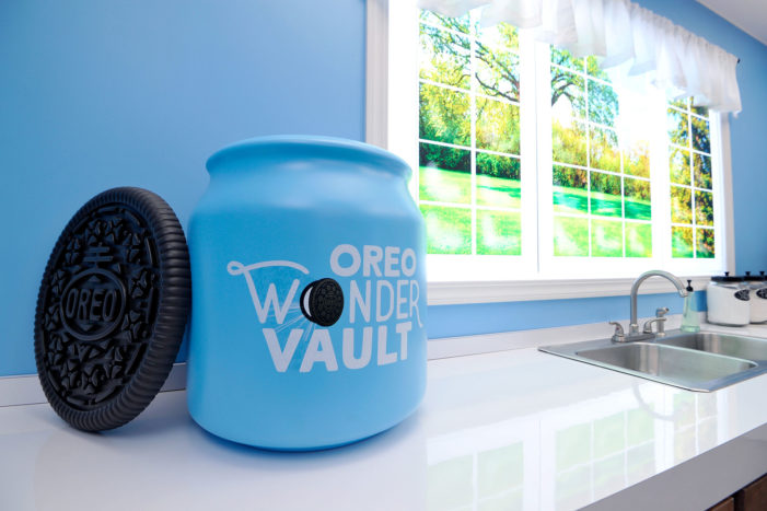Oreo Launches New Flavour with Wonder Vault Installation in LA