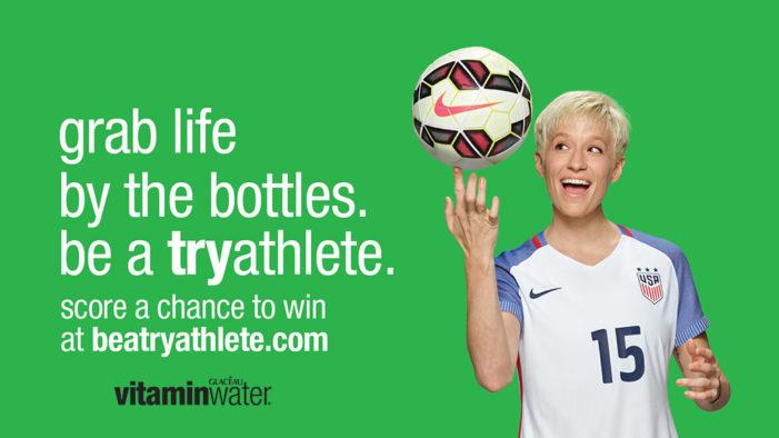 "Vitaminwater Recruits ""Tryathletes"" for Social Media Challenge"