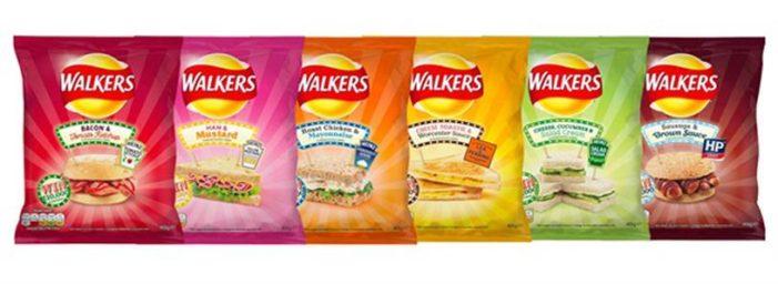 Walkers Gets Saucy in Heinz Tie-up