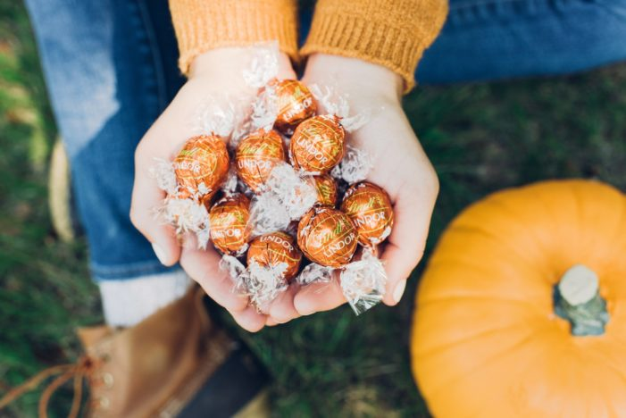 Lindt USA Introduces New Limited Edition Fall LINDOR Flavour