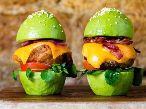 Covent Garden Restaurant Launches Unusual Food Trend, The Avocado Bun