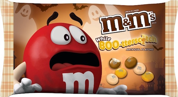 M&M's 'Boo-terscotch' Is The 'Harry Potter' Butterbeer In Candy Form