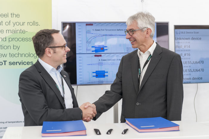 Research cooperation between Bosch and Bühler