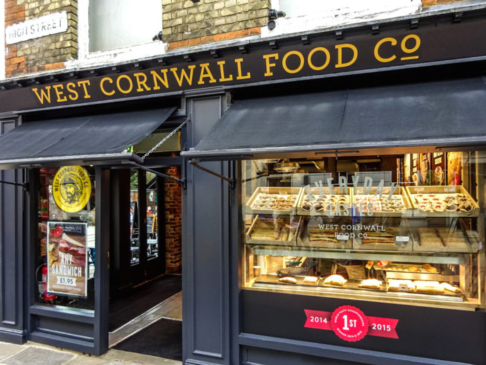 West Cornwall Food Co. Rolls Out New Store Concept In Chichester
