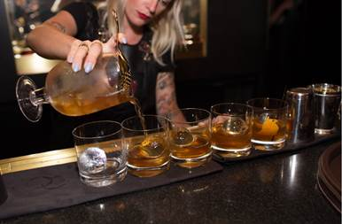 FACUNDO Rum Collection and The Ivy's 'Golden Hour' to Celebrate the Art of Rum