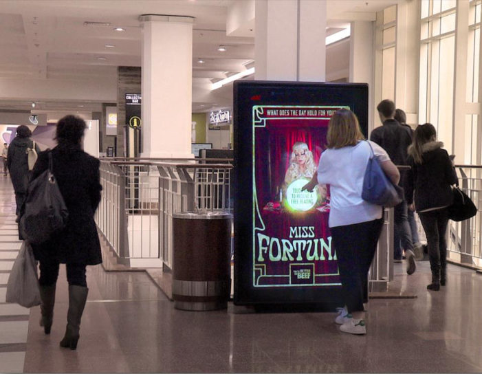 Pessimistic Fortune Teller Fronts MLA's New Campaign By BMF & oOh!