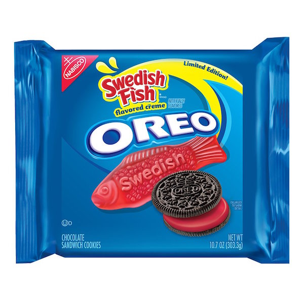 Oreo To Release New 'Swedish Fish' Flavour For A Limited Time