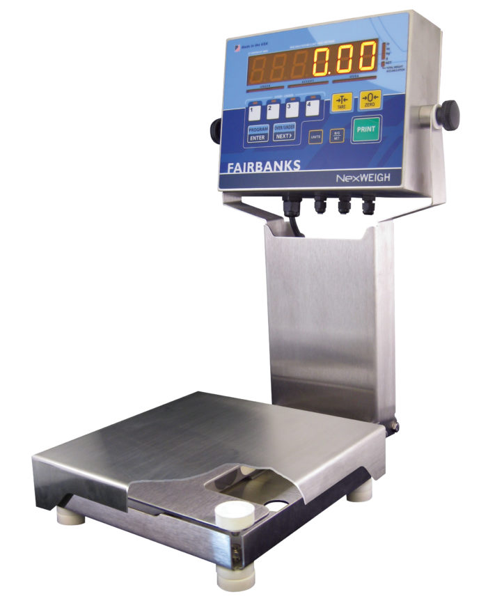 Fairbanks Scales Highlights Quicksilver Series For Food Processing, Ready-To-Eat Applications