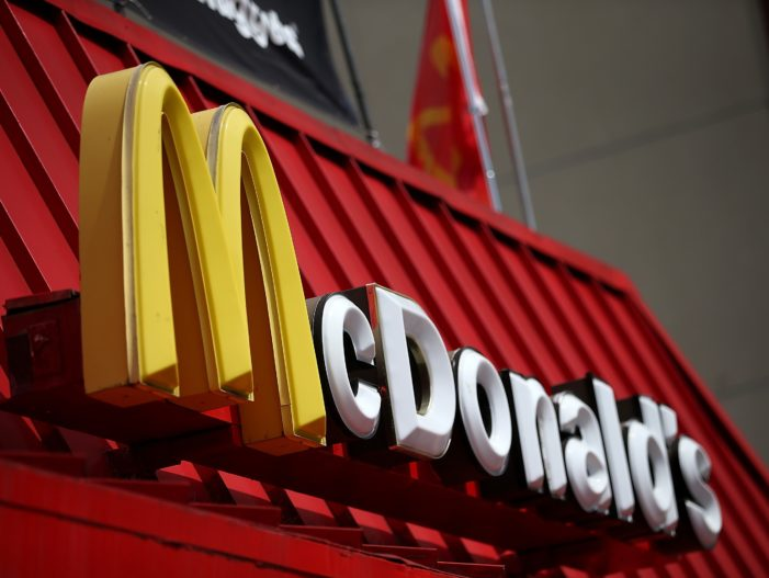 McDonald's Consolidates Ad Business with Omnicom