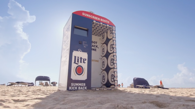 Miller Lite Surprising Fans with Unexpected Activations Across the US