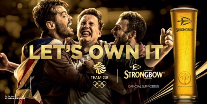 Alcohol Health Alliance Challenges Strongbow's Team GB Sponsorship