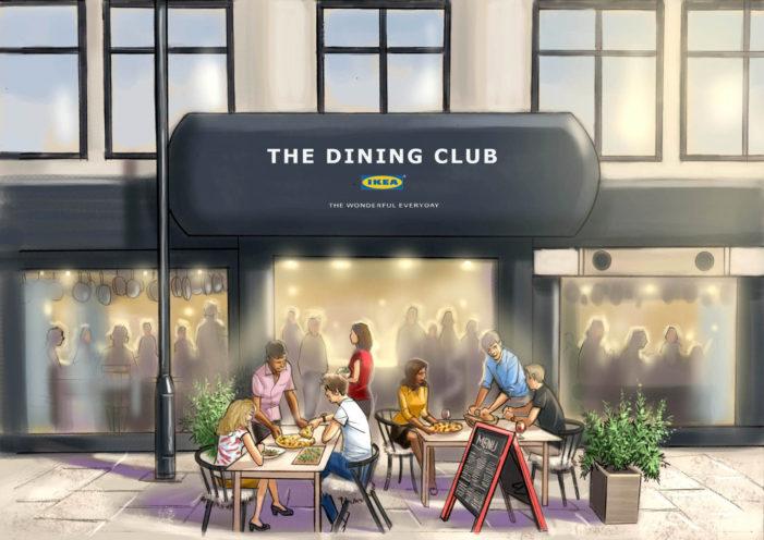 Ikea Opens a DIY Supper Club in Shoreditch