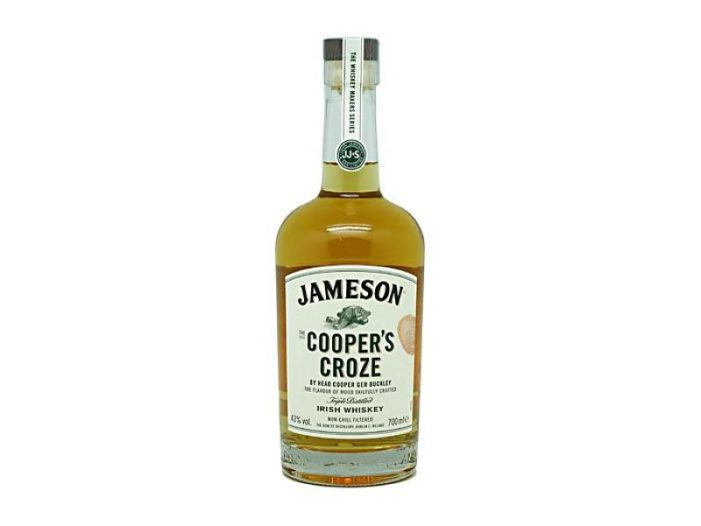 New Jameson Irish Whiskey Shines Light on Head Cooper