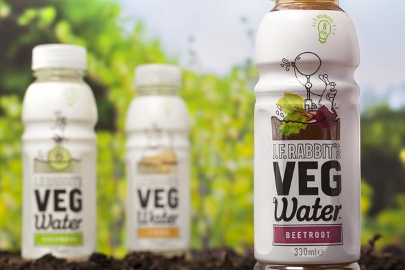 BrandOpus Designs J.F.Rabbit's New Vegetable Water