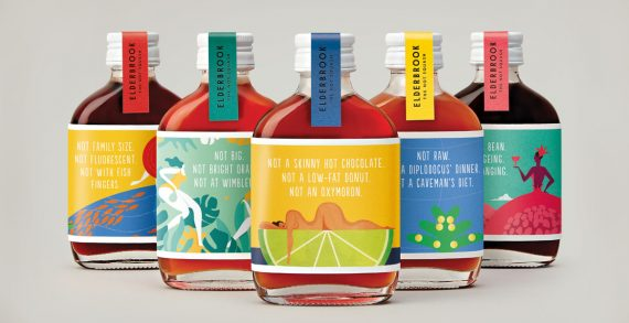 Ex-innocent Drinks Duo Team up with Up-and-Coming Illustrators For Brand