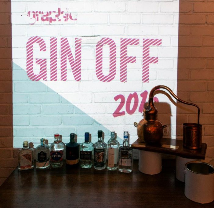 Graphic Bar Presents The Graphic Gin Off