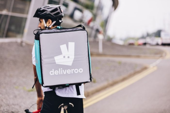 Deliveroo to Make All Staff Shareholders in Company