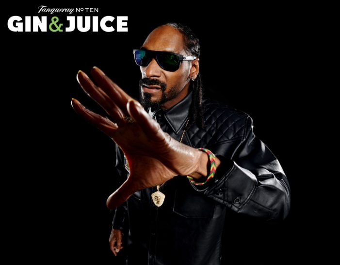 Tanqueray Unveils New Content Partnership with Music Icon Snoop Dogg