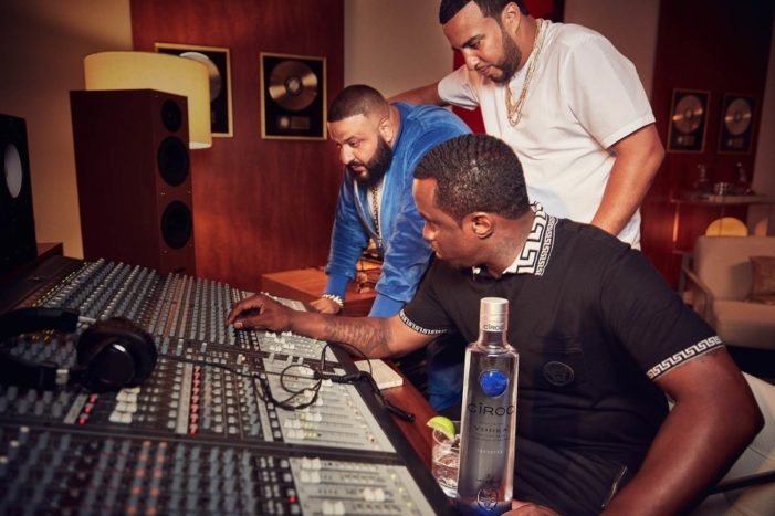 """Sean """"Diddy"""" Combs' Cîroc Unveils 'Let's Get It' Campaign by 72andSunny"""