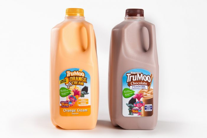 TruMoo Chocolate Milk Joins DreamWorks Animation's Trolls Hair-Raising Adventure