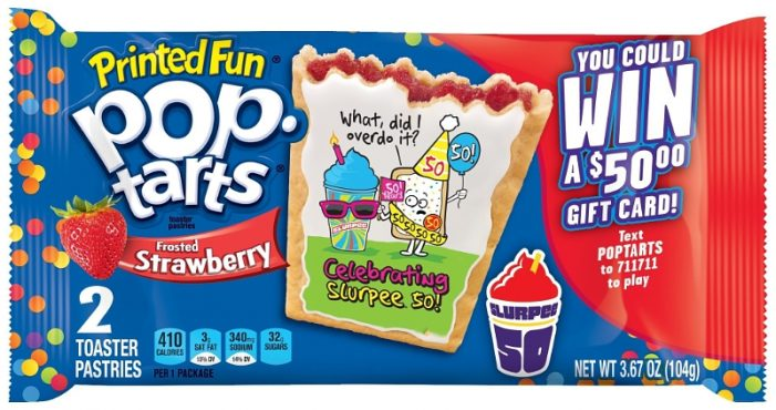 Pop-Tarts Toast Slurpee Drink's 50 Years of Frozen Fun
