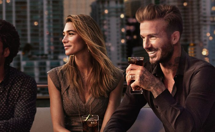 Haig Club Launches 'Clubman' Campaign Starring David Beckham