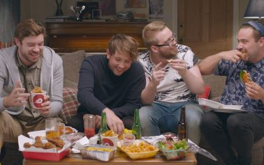 Hungryhouse Launches New Reality-TV Style Advertising Campaign