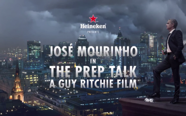 Guy Ritchie Directs New Ad For Heineken & the UEFA Champions League