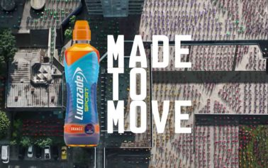 Lucozade Sport Unveils 'Made to Move' Campaign by Grey London