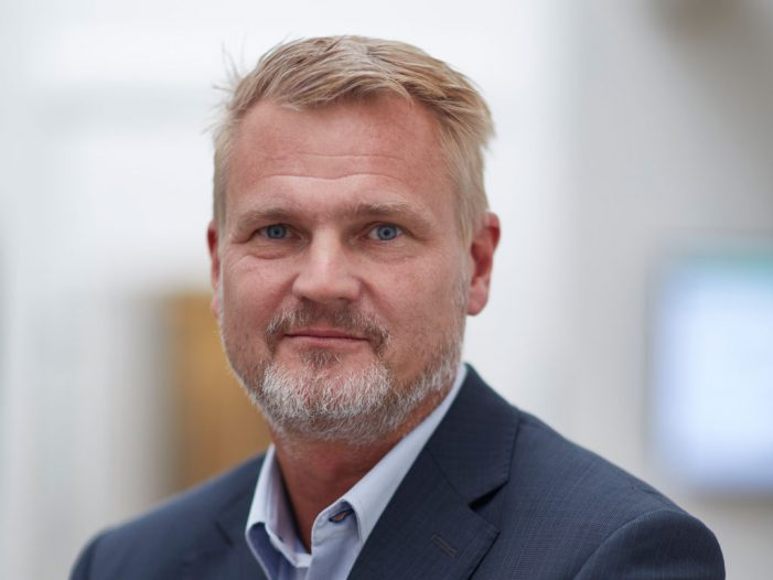 Patrik Hansson Appointed as Head of Arla Sweden