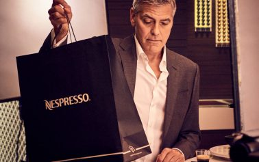 Nespresso & George Clooney 'Wouldn't Change a Thing' in Latest Ad Campaign