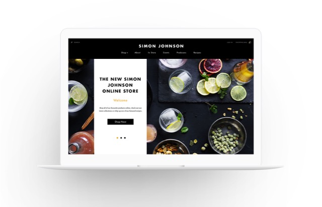 Simon Johnson Unveils the Ultimate Online Destination for Foodies with New Hub