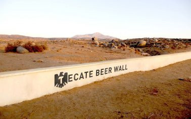 Tecate Light Builds A Wall To Unify, Not Divide In Latest Born Bold Spot