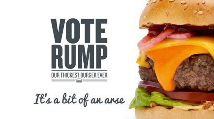 Donald Trump Gets a Grilling in Gourmet Burger Kitchen's Latest Ad Campaign