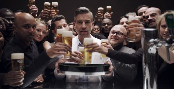 Heineken Return to the Job Market with Go Places Campaign