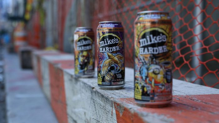 mike's HARDER Teams with Tattoo Artist Lalo Yunda to Design Limited-Edition Ink-Inspired Collectible Cans